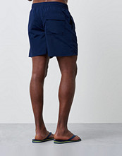 Badkläder - Lyle & Scott Plain Swimshort Navy