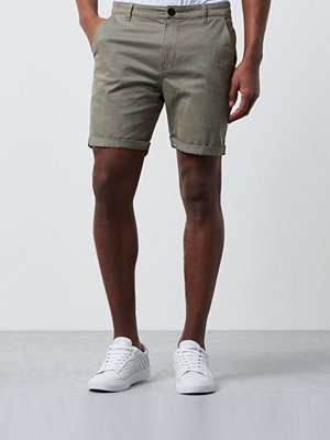 Shorts & kortbyxor - William Baxter Eric Shorts Olive