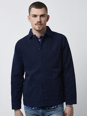 Hope Place Jacket Dark Blue