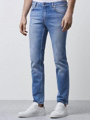 Jeans - WESC Eddy 5 Pocket Soft Blue