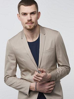 Kavajer & kostymer - Calvin Klein Baker 277 Light Khaki