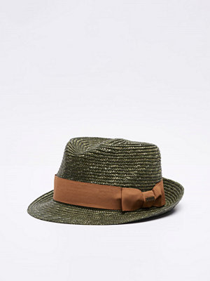 Hattar - Kangol Wheat Braid Arnold Trilby Laurel