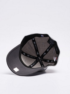 Kepsar - New Era 39 Thirty Chicago Bulls Grey