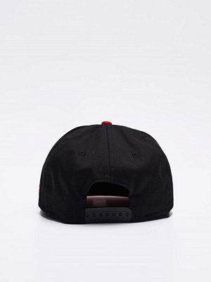 Kepsar - New Era 9 Fifty Chicago Bulls OTC Black/Red