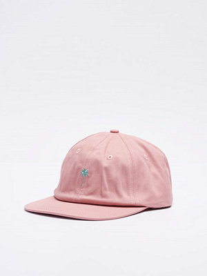 Kepsar - WESC Palm Strapback Misty Rose