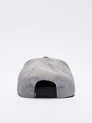 Kepsar - Vans Snapback Heather Grey