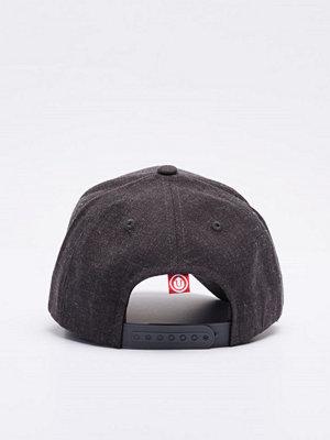 Kepsar - Upfront Spinback Cap 0025 Dark Grey Mel