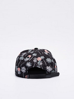 Kepsar - WESC Hawaii Strapback Black