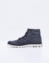 Sneakers & streetskor - Palladium Pampa Hi Anhracite