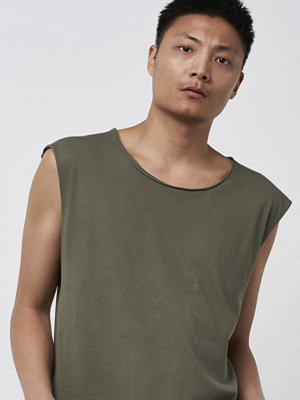 Linnen - William Baxter Jack Tank Olive