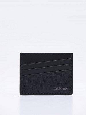 Plånböcker - Calvin Klein Tyler Cardholder 001 Blac