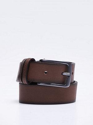 Bälten & skärp - Saddler 78649 Belt Brown
