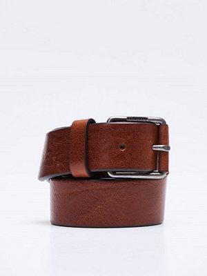 Morris Morris Belt 47033 Brown