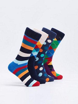 Happy Socks 4-pack Socks 6000