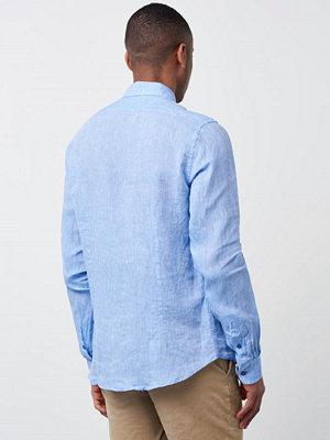 Skjortor - Sand Simon Trim 530 Light Blue