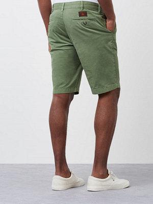 Shorts & kortbyxor - Morris Regular Chino Shorts 75 Olive