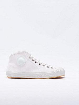 Sneakers & streetskor - Komrads Partizan White