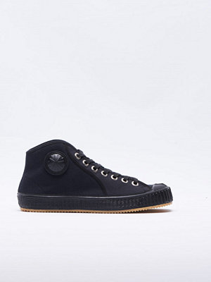 Sneakers & streetskor - Komrads Spartak Mono Black