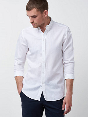 Skjortor - Samsøe & Samsøe Liam CX White