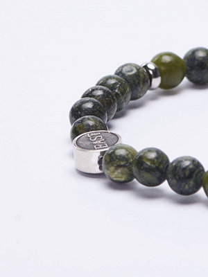 Smycken - Seven/East Bracelet M428B Green