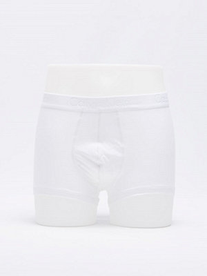 Calvin Klein Underwear Infinit Cotton Trunk 100 White