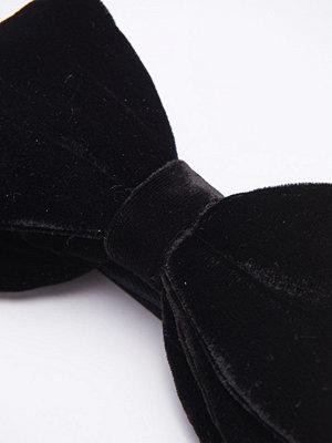 Flugor - Amanda Christensen Pre Tie Velvet Black