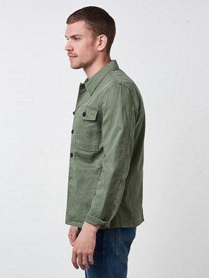 Skjortor - Junk De Luxe Jan Army Green