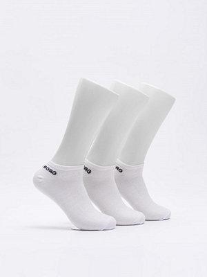 Björn Borg 3-pack Essential Shoe Socks 00011 White