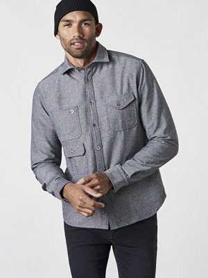 Clay Cooper Squadron Shirt Grey