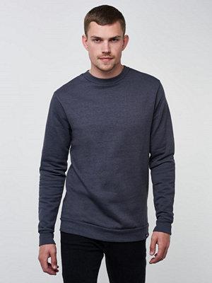 William Baxter Brad Sweater Dark Grey Melange