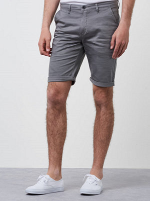Shorts & kortbyxor - William Baxter Zack Shorts Grey