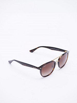 Solglasögon - Ray-Ban Highstreet Havana/Brown