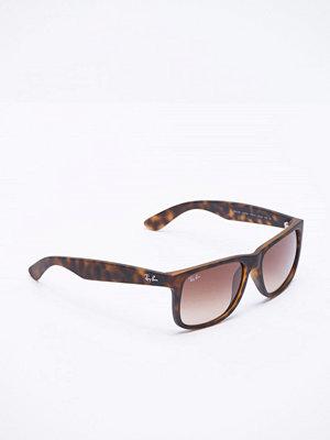Solglasögon - Ray-Ban Justin 710/13 Havana