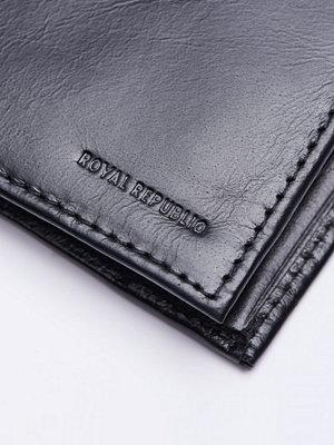 Plånböcker - Royal Republiq Nano Wallet Black