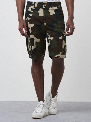 WESC Willy Cargo Shorts Burnt Olive