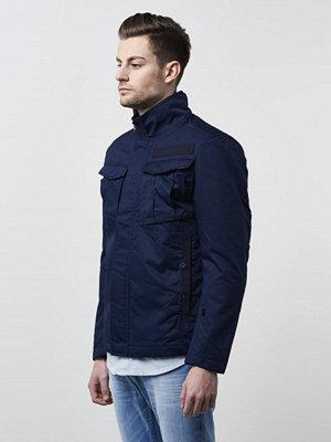 Jackor - G-Star Rovic Overshirt Sarto Blue