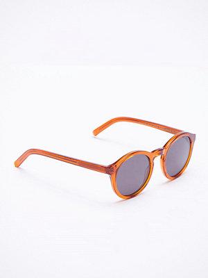 Solglasögon - Monokel Eyewear Barstow Sunrise Orange