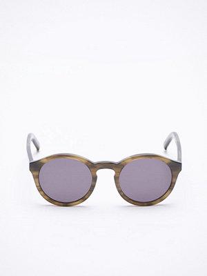Solglasögon - Monokel Eyewear Barstow Green Demi