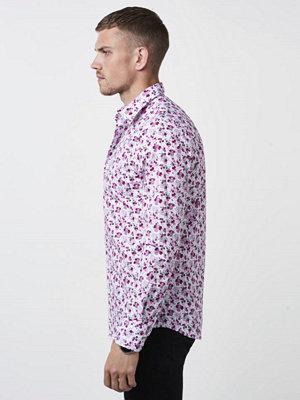 Skjortor - Marccetti Percy Printed Pink