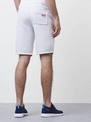 Shorts & kortbyxor - Superdry Trackster Sweat Short Ice Marl