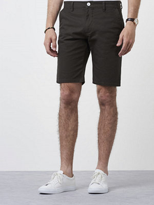 Shorts & kortbyxor - Elvine Slimson Shorts Army Green