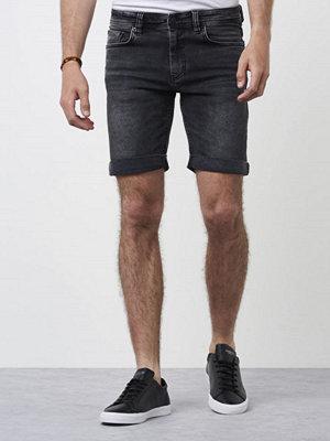 Shorts & kortbyxor - Just Junkies Mike Short Dirty Grey Plain