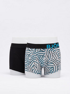 Kalsonger - Björn Borg 2-Pack Scott Short Shorts 90011 Black