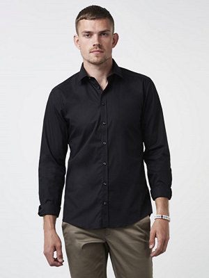 Skjortor - Sand Iver 200 Black