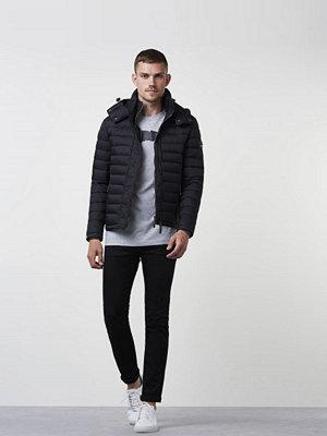 Jackor - Superdry Fuji Doubble Jacket Black