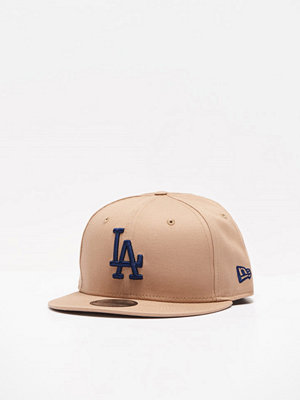 Kepsar - New Era 9 Fifty League Essential LA Dodgers Camel/Navy