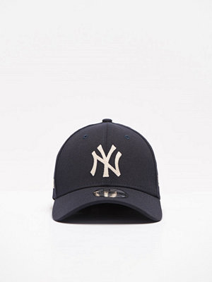 Kepsar - New Era 39 Thirty Chain Stitch Stretch NY Yankees Navy
