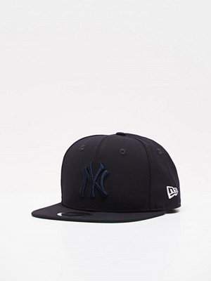 Kepsar - New Era 9 Fifty Winners Patch NY Yankees Navy/Navy