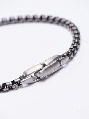Smycken - by Billgren Bracelet 8103 Gunmetal