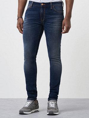 Nudie Jeans Skinny Lin Dark Double Indigo